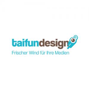 Vielen Dank für die Gestaltung unserer Publikationen.|www.taifun-design.com